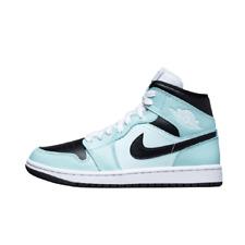 [Nike] W Air Jordan 1 Mid - Teal Tint (BQ6472-300)