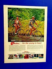 "1971 SCHWINN For the Young At Heart- Suburban Original Print Ad 8.5 x 11"""