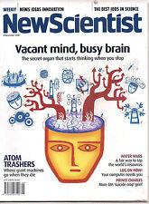 NewScientist-8 nov 2008-VACANT MIND,BUSY BRAIN.