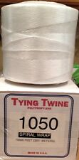 LG SPOOL STRONG INDUSTRIAL TWINE 10,500 FT USA MADE 100's OF USES GREAT SAVINGS