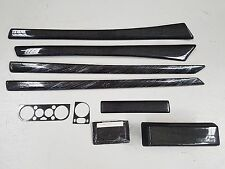 LINEA BMW E36 REAL CARBON FIBRE DASH and DOOR KIT - GERMANY (10 Piece)