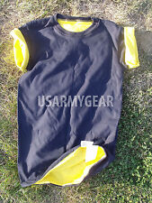 2 US Army Reversible Navy Blue / Yellow Military Jersey T Shirt S 8415002452052