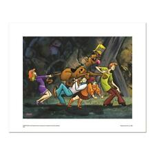 "Hanna-Barbera ""Scooby Snacks"" Scooby Doo Limited Edition Giclee"