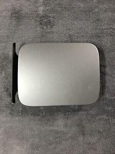 2001-2004 Nissan Pathfinder Gas Flap Silver