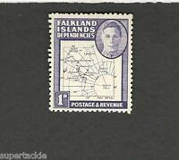 Falkland Islands Dependencies SC #IL2 Second Printing MH stamp