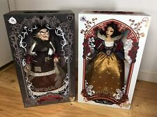 Disney D23 Expo 2017 Snow White & The Hag Limited Edition Doll Set