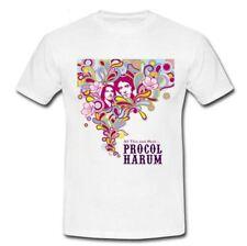 Procol Harum Progressive rock band Jethro Tull T-shirt Tee S M L XL 2XL