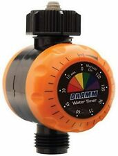 Dramm ColorStorm Premium Water Timer Up To 2 Hours For Garden Hose No Batteries