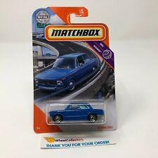 '69 BMW 2002 #50 * BLUE * 2020 Matchbox Case T * S51