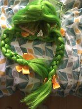 Peluca verde