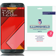 3x iLLumiShield Matte Anti-Glare Screen Protector for Samsung Galaxy S7 Edge
