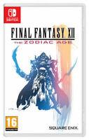 Final Fantasy XII: The Zodiac Age - Nintendo Switch Game - *BRAND NEW SEALED*
