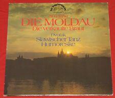 Smetana Dvorak - LP  Die Moldau, Slawischer Tanz, Humoreske / Neumann Smetacek