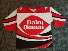 Mens Dairy Queen Jersey Size Xxl Red White Black