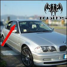 Deflettori Aria Antiturbo Oscurati BMW Serie 3 E46 berlina e touring 1998-2005