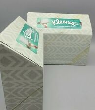 2 Boxes Of Kleenex Expression Disposable Hand Towels ~ 60 Count