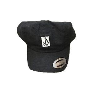 NEW NWT Volcom Pixel Stone Adjustable Hat Cap