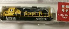 FOX VALLEY MODELS FVM-70752 GP60 - ATSF LATE SANTA FE LOCOMOTIVE #4026