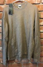 NEW Massif Hot Johns Military Flame Resistant Nomex Long Sleeve Shirt Sze: Large