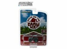 GREENLIGHT 48020B 1/64 FORD 8N TRACTOR 1949 WITH CAB GREY