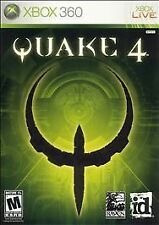 QUAKE 4 Microsoft XBox 360 Game