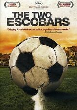 ESPN Films 30 for 30: The Two Escobars (2010, DVD NIEUW) Special ED.