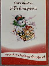 Grandparents Christmas Card