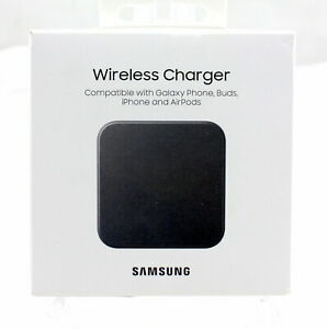 Genuine Original SAMSUNG Fast Qi Wireless Charger Pad Galaxy S21/Plus/Ultra