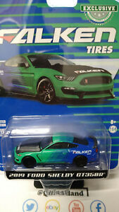 Greenlight Exclusive Falken 2019 Ford Shelby GT350R  (NG03)