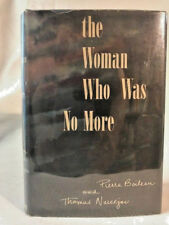 1ST in dj PIERRE BOILEAU & THOMAS NARCEJAC THE WOMAN WHO WAS NO MORE