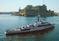 HMS MAGPIE - LIMITED EDITION ART (1960s) (25)