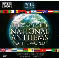 Peter Breiner - National Anthems of the World: 2013 Edition [New CD]