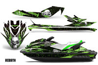 SIKSPAK Bombardier Sea-Doo GTI GTR GTS Jet Ski Decal Wrap Graphic Kit 11-14 RB G
