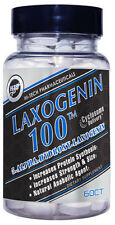 Laxogenin 100 By Hi-Tech Pharmaceuticals, 60 Tabs, FREE SHIPPING USA,