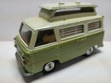 Corgi Toys Ref 420-A Ford Airborne Caravan 1962-67 Green VG NB 1/43 Diecast