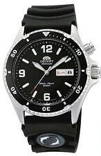 Orient Men's CEM65004B  Mako Stainless Steel Automatic Diver Watch