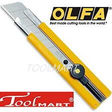 OLFA H-1 Sure-Grip Extra Heavy-Duty Utility Cutter anti-slip rubber grip Genuine