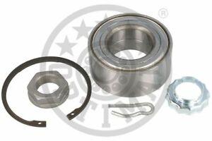 Optimal Front Wheel Bearing Kit 601953 fits Citroen C4 B7 1.6 VTi 120