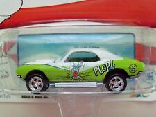 JOHNNY LIGHTNING - DR. SUESS / THE CAT IN THE HAT - CUSTOM CHEVY CAMARO DIECAST