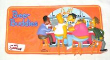 The Simpsons Door/Wall Plaque or can stand on table/desk - BEER BUDDIES