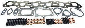 Exhaust Manifold Turbo Gasket Set for Nissan Skyline RB20DET RB25DET STAGEA TOG