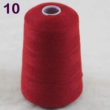 Vente nouveau 100 G Cône doux Pure cashmere Main Tricot Crochet Fil Wrap Châle 10