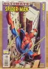 Marvel Comics-Ultimate Spiderman #8 2001