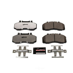 Power Stop 05-09 Hino 145 Front or Rear Z36 Truck & Tow Brake Pads w/Hardware -