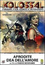 Afrodite Dea Dell'amore DVD Nuovo Sigillato Mario Bonnard Corey