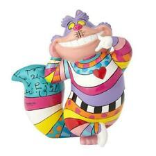 Britto Disney Mini Figurine Cheshire Cat Standing Erb4059583 045544936682