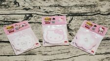 Sanrio Hello Kitty Post-it Sticky Memo Note Pads Message List Cute Cat Pink Gift