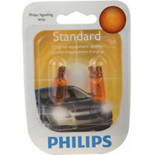 Philips Standard Mini Amber Light Bulb 194NAB2 for 194 194NA T-3 1/4 14V zb