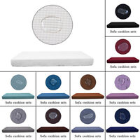 Elasticity Sofa Seat Cushion Cover Waterproof Couch Protector Cover Replacement