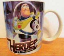 DISNEY'S TOY STORY  COFFEE CUP   BUZZ LIGHTYEAR, WOODY & REX